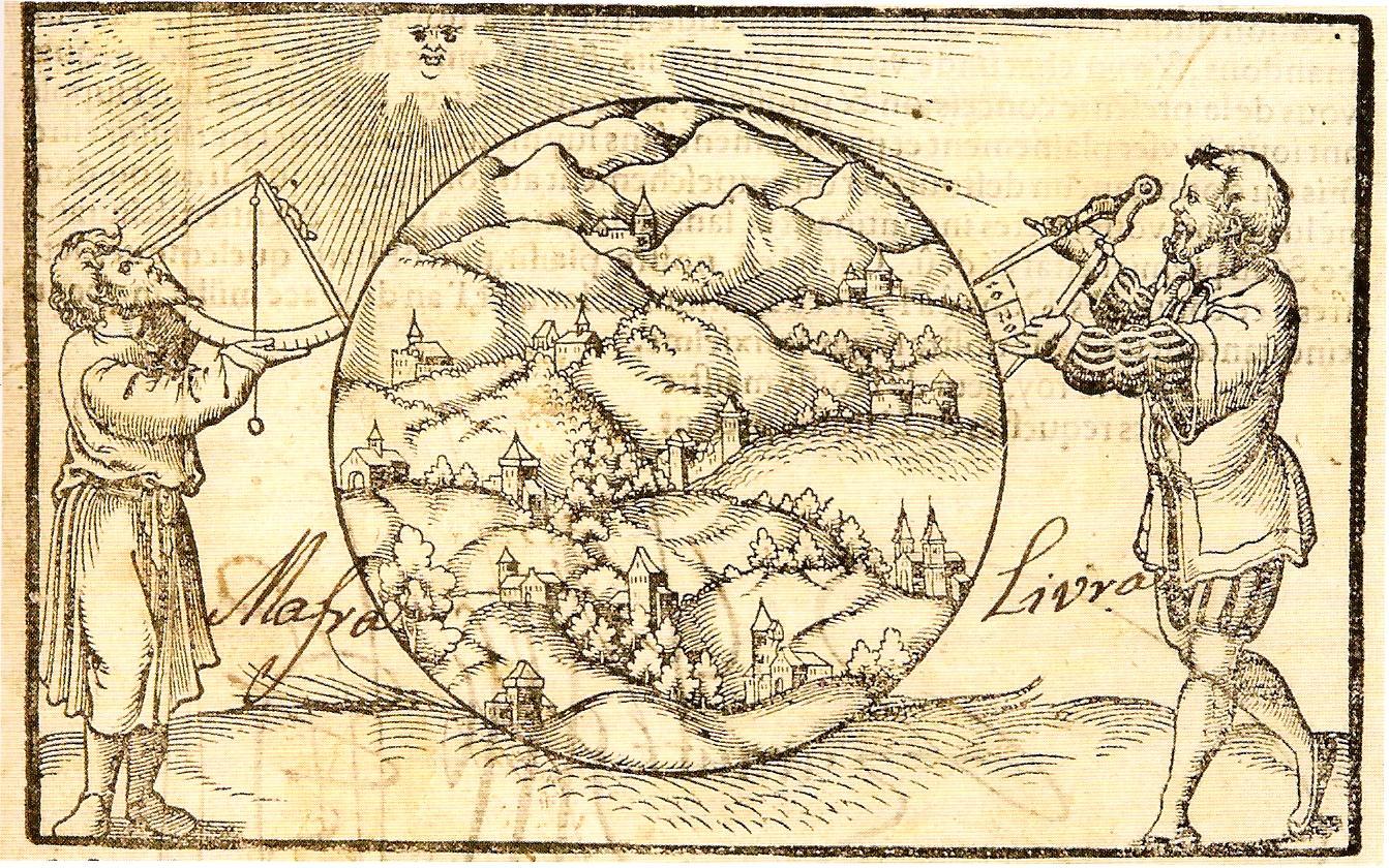 Cartografía impresa en la colección de la Biblioteca de Mafra